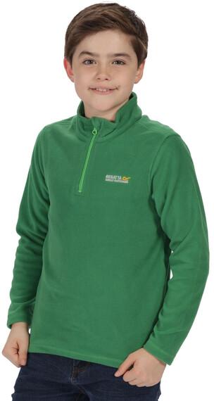 Regatta Hot Shot II sweater Kinderen groen
